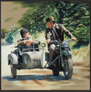 Di tp 014 Studio-Prigent-Photo-Photographe-repro-reproduction-sidecar-peinture-tableau